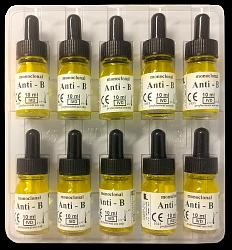 Anti-B (10 x 10 ml)