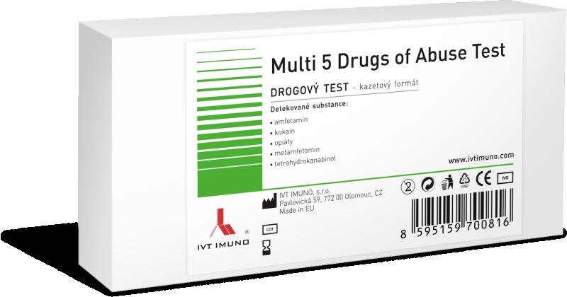 Multi 10 Drugs of Abuse Test
