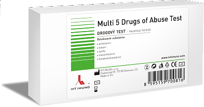 Multi 5 Drugs of Abuse Test