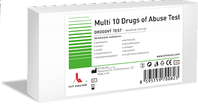 Multi 10 Drugs of Abuse Test