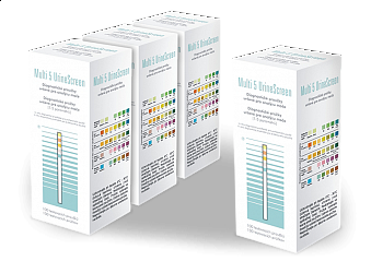 Multi 5 UrineScreen 3+1 balení ZDARMA