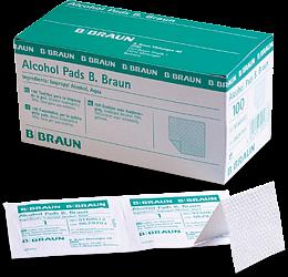 Alcohol Pads - dezinfekční čtverečky